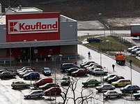 Hypermarkety - Kaufland Vsetín