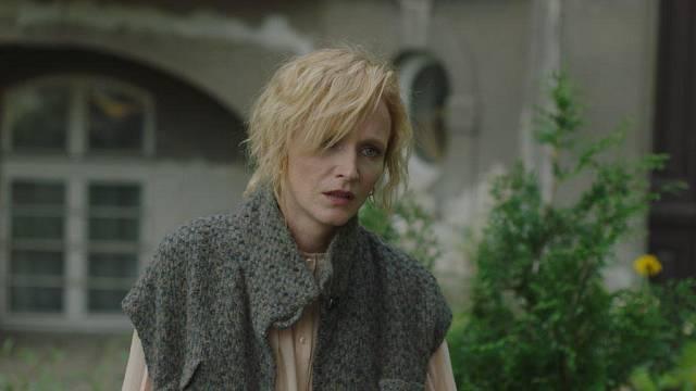 Aňa Geislerová ve filmu Amnestie