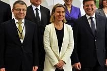 Česká republika, Slovensko, Maďarsko a Polsko podporují užší spolupráci mezi EU a šesti postsovětskými státy v rámci projektu Východního partnerství.