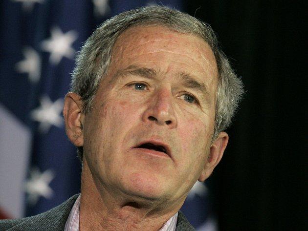 Americký prezident George Bush vyzval k propuštění Britů.