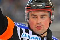 Pavel Hodek bude na domácím MS v hokeji působit jako hlavní rozhodčí.
