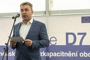 Ministr dopravy Vladimír Kremlík