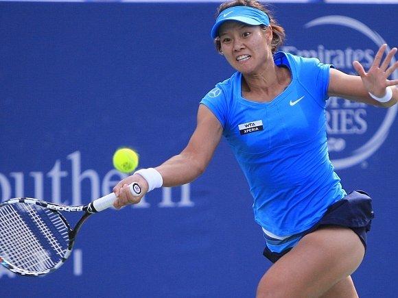 Čínská tenistka Li Na vyhrála turnaj v Cincinnati