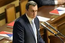 Předseda slovenského parlamentu Andrej Danko.