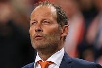 Nový trenér nizozemské reprezentace Danny Blind.
