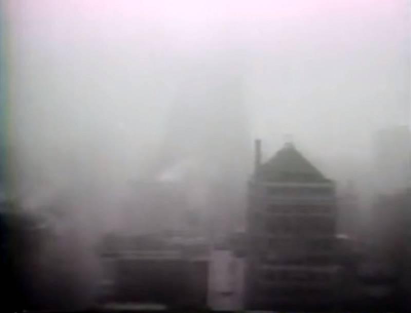 Nad New Yorkem byla 28. července 1945 hustá mlha