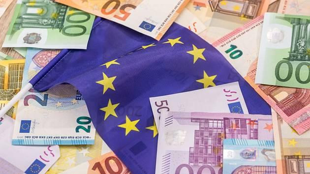 Evropská unie a peníze - Ilustrační foto