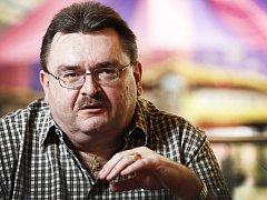 Exekutor Tomáš Vrána.