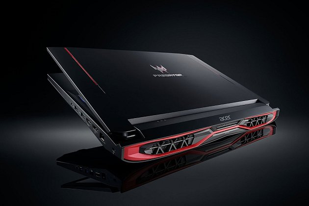 Herní notebook Acer Predator 17.