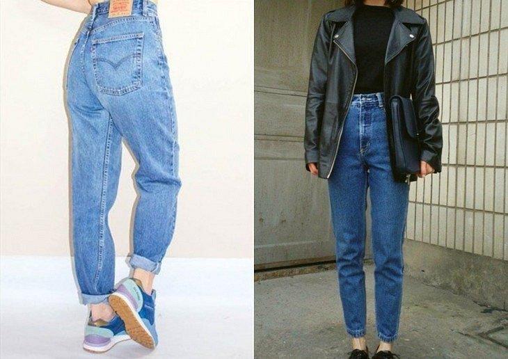 Návrat do ČSSR - džíny zvané mrkváče