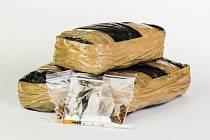 Kokain v autě českého řidiče měl hodnotu 26 milionů korun.