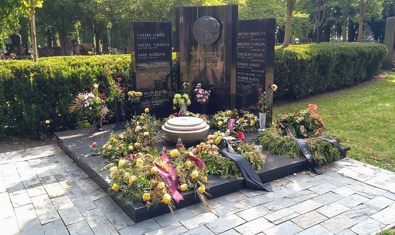 Hrob Ludvíka Svobody