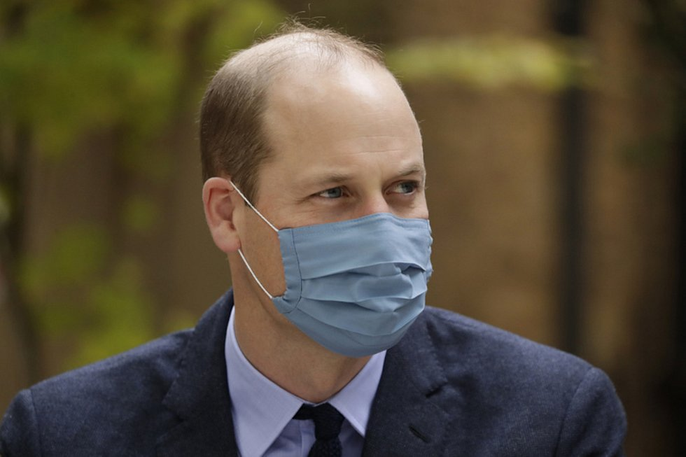 Britský princ William