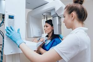 Lékařské vyšetření - Ilustrační foto