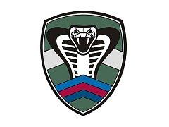 Logo týmu Kobra.