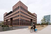 Soudní dvůr Evropské unie v Lucemburku.