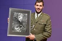 Armádním sportovcem roku 2016 se stal kanoista Josef Dostál.
