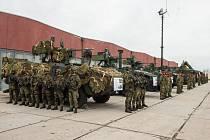42. mechanizovaný prapor Tábor - Ilustrační foto