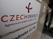 Protikorupční policie prohledávala kanceláře společnosti Czech Invest v Praze. Na snímku bývalý ředitel Miroslav Křížek.
