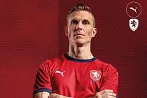 Záložník české fotbalové reprezentace Bořek Dočkal.
