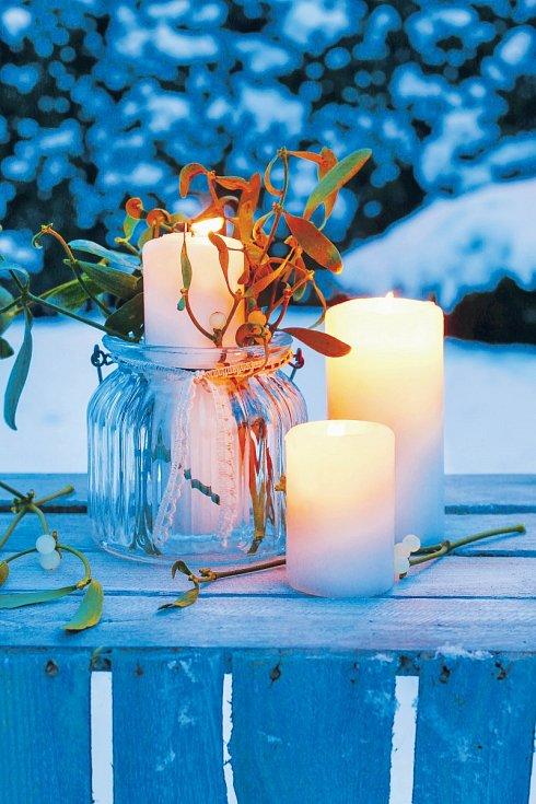 Kouzlo svíček