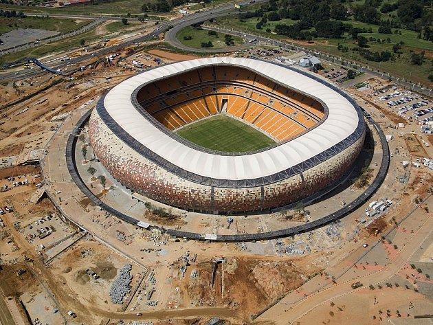 Soccer City Stadium – Johannesburg. Kapacita: 88 460.