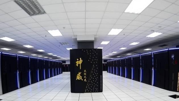 superpočítač Sunway TaihuLight