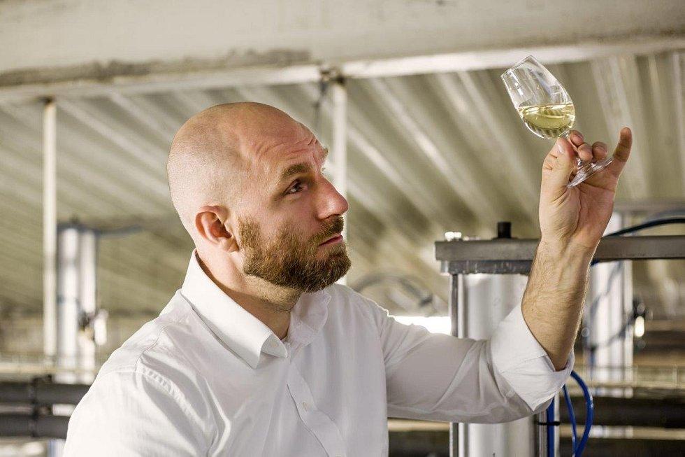 Tomáš Šupa je majitelem Vinařství Mutěnice, Neoklas Šardice, Vína Pezinok