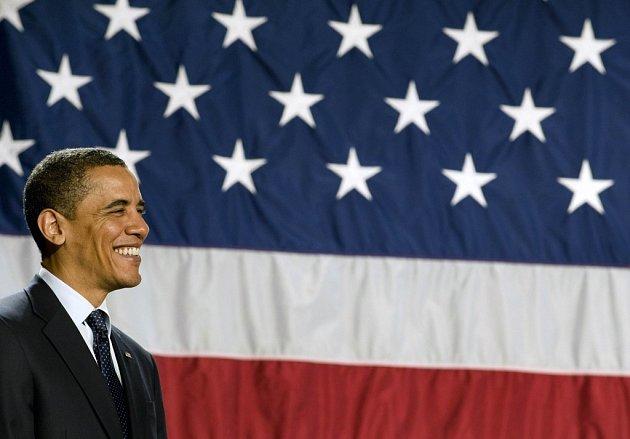 Bílý dům potvrdil cestu Baracka Obamy do Prahy. Nový prezident USA dorazí i s manželkou do Česka 4. a 5. dubna.
