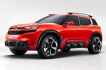 Koncept Citroën Aircross.