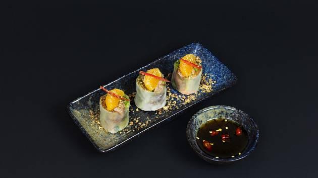 z nabídky Restaurace Taro