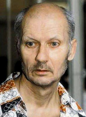 Pičuškinovým vzorem byl sériový vrah Andrej Čikatilo, přezdívaný Rostovský řezník