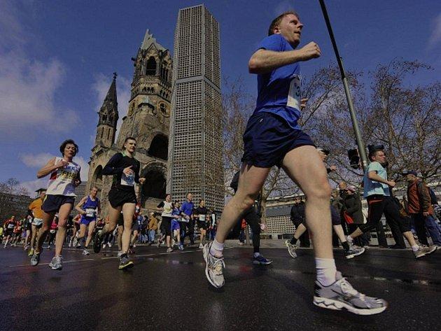 Maraton - ilustrační foto