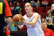 Alena Hanušová zakládá akci české týmu.
