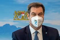 Bavorský premiér Markus Söder.