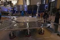 Robotické vozítko pro Mars Ču-žung