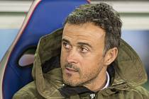 Trenér Barcelony Luis Enrique.
