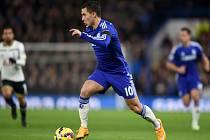 Eden Hazard z Chelsea.