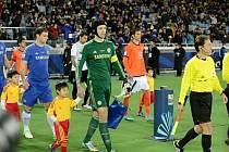 Fotbalisté Chelsea postoupili do finále mistrovství světa klubů v Japonsku. Londýnský tým s brankářem Petrem Čechem porazil v semifinále Monterrey 3:1.