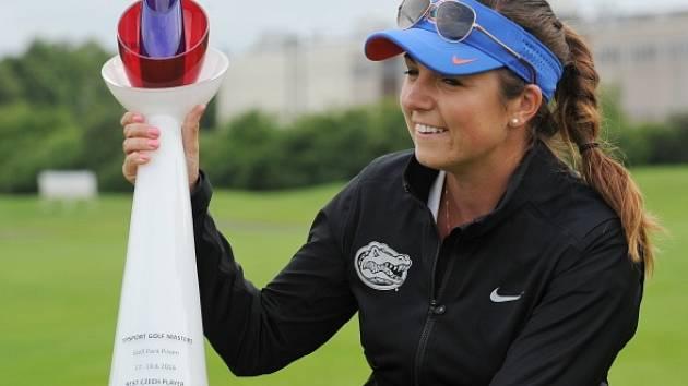 Golfový turnaj žen Tipsport Golf Masters série Ladies European Tour, 19. června v Dýšině u Plzně. Karolína Vlčková z ČR obsadila se čtyřmi ranami pod par dělené 22. místo a dosáhla nejlepšího výsledku v kariéře.