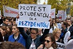 Protivládní protesty v Polsku