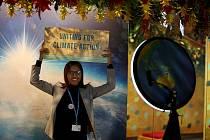 Světová klimatická konference v Bonnu. Listopad 2017.