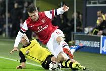 Dortmund vs. Arsenal.