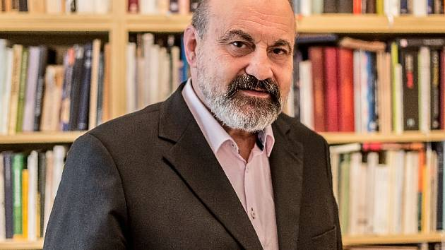 Profesor Tomáš Halík.