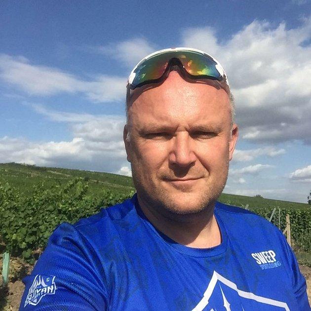Hokejový trenér Loun Petr Zinek