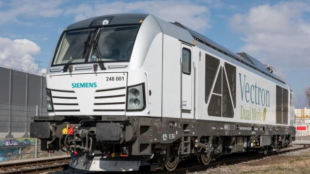 Siemens Vectron Dual Mode.