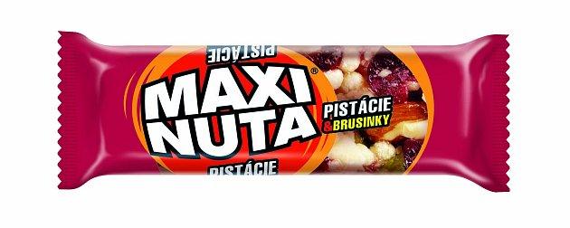 MAXI NUTA Pistácie & brusinky