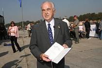 Generál Milan Píka na archivním snímku