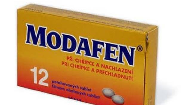 Léky s efedrinem a pseudefedrinem bude možno kupovat pouze jednou týdně a při předložení Občanského průkazu nebo pasu.