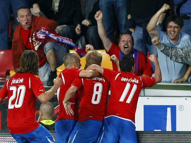 Fotbalisté Plzně díky Limberskému vedli nad Besiktasem 1:0, náskok ale přes dobrý výkon neudrželi.
